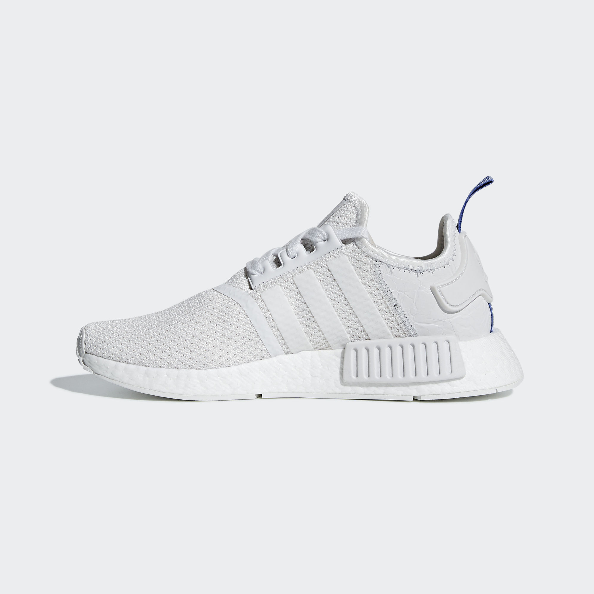 Adidas NMD_R1 Crystal White / Crystal White / Real Lilac (B37645)