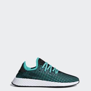 adidas Deerupt Runner EOZ19 (Hi-Res Aqua / Hi-Res Aqua / Core Black)