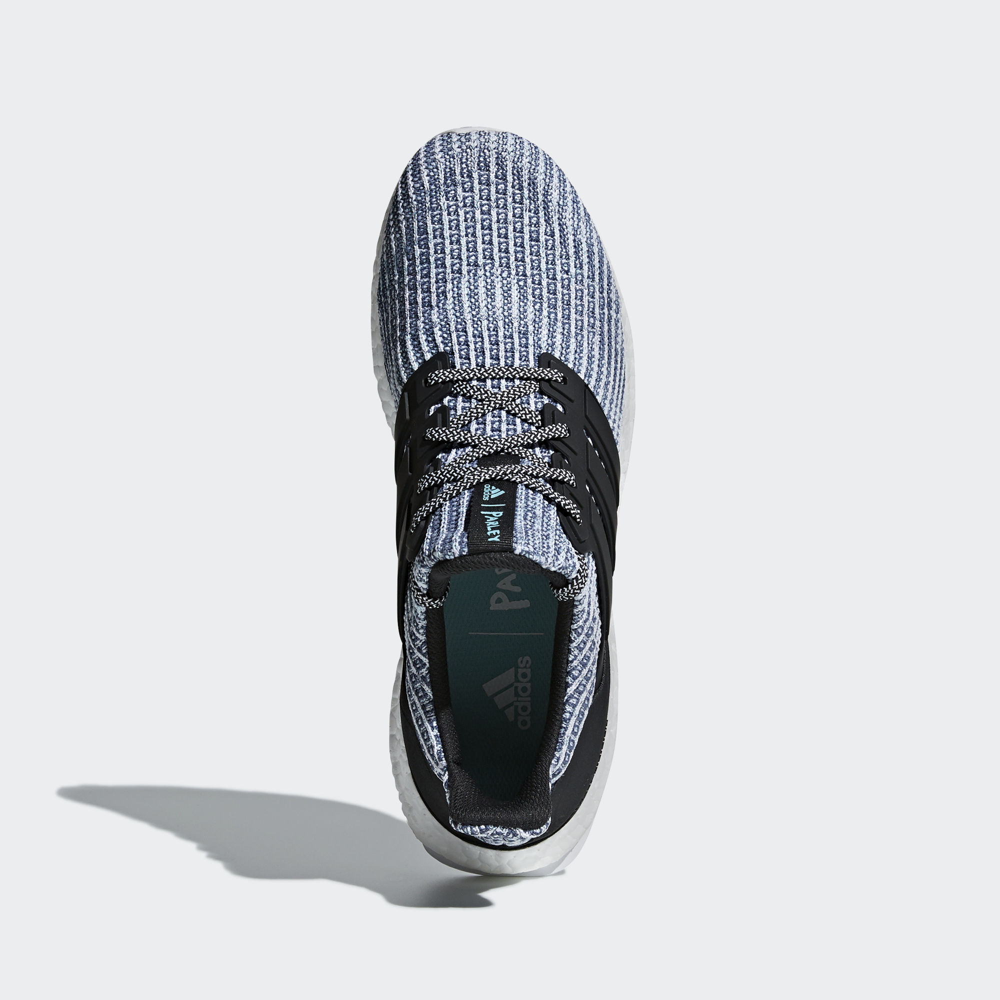 Adidas Ultraboost Ftwr White / Carbon / Blue Spirit (BC0248)