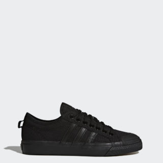 adidas Nizza Low BEG27 (Core Black)