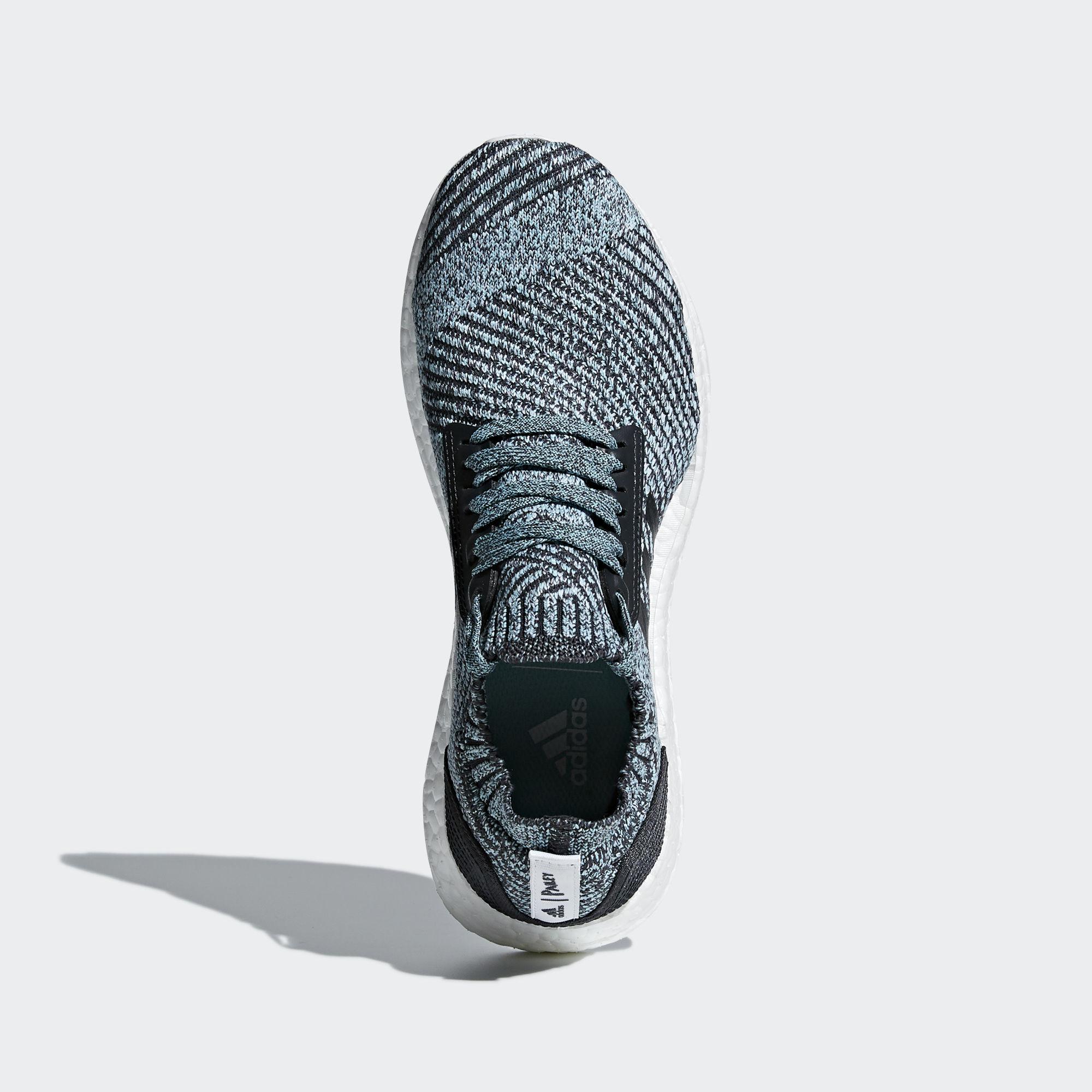 Adidas Ultraboost X Carbon/Carbon/Blue Spirit (DB0641)