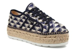 Sneakers Basket Geometrico Platafor by Victoria