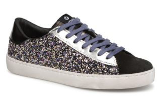 Sneakers Deportivo Glitter Contraste by Victoria