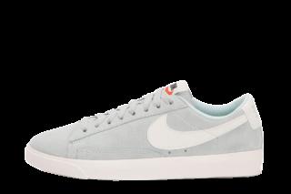 Nike Blazer Low (Blauw)