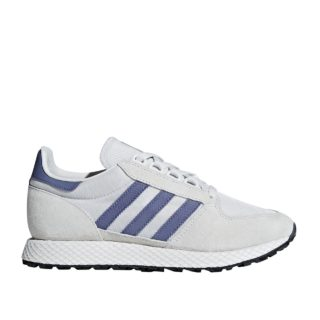 adidas Forest Grove W (wit/grijs/paars)