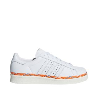 adidas Superstar 80s New Bold W (wit)