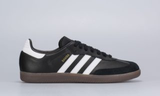 Samba OG 'Made in Germany' (BLACK) (CORE BLACK/FTWR WHITE/GUM)