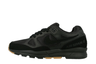 Nike Wmns Air Span II (Zwart)