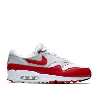 Nike Air Max 90/1 (wit/rood)