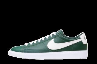 Nike Blazer Low Leather (Groen)