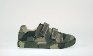 Axel (GREEN CAMO CANVAS)