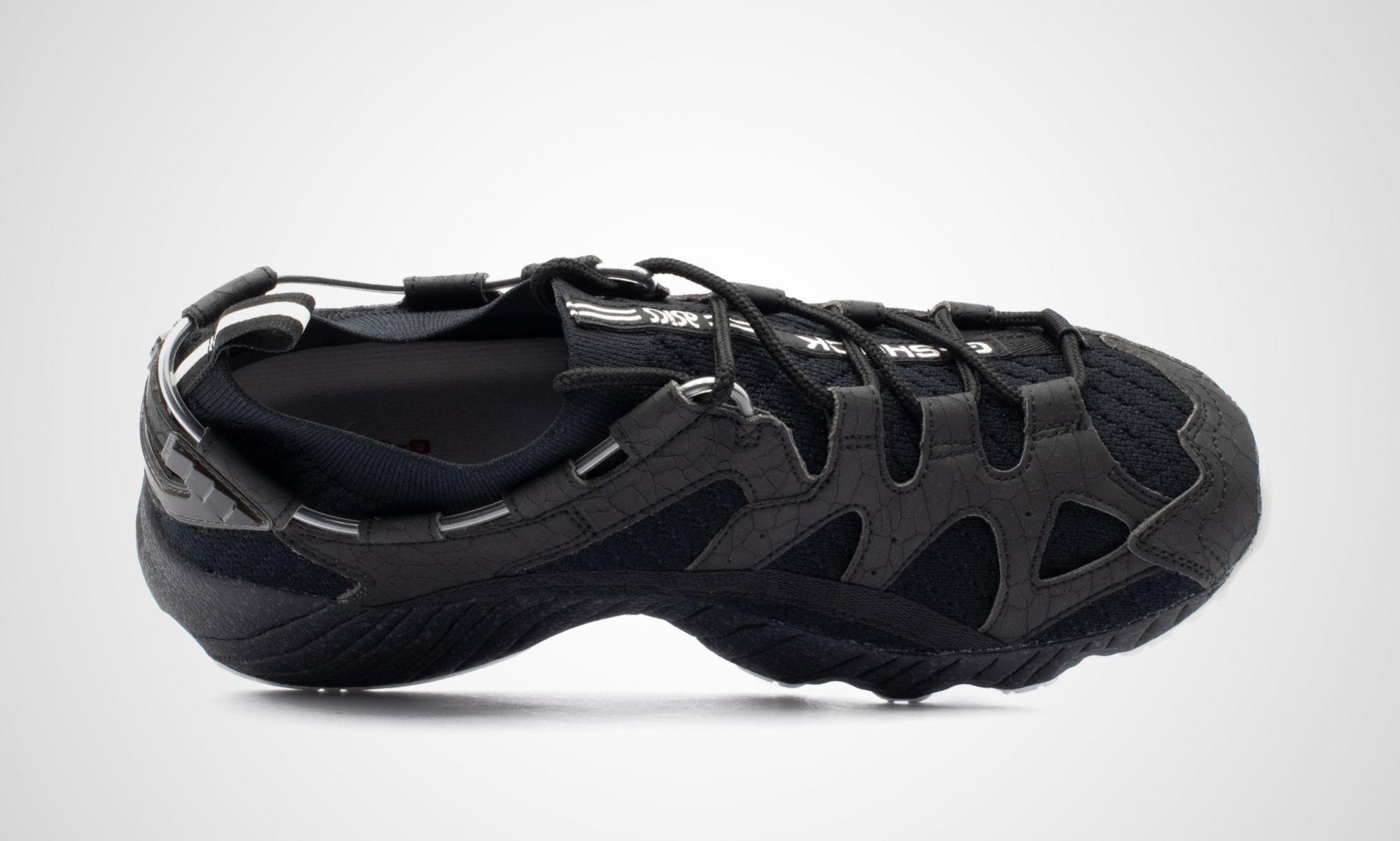 G-Shock x Asics Gel Mai Knit Black (H8P2N-9090)