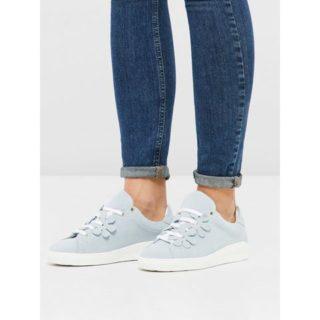 Bianco Bloemen Sneakers