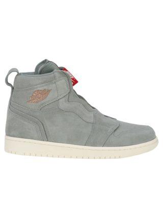 Nike Nike Ltd Wmns Air Jordan 1 High Zip (groen/rood/bruin)