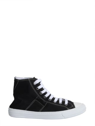 Maison Margiela Canvas Sneakers (zwart)