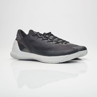 Under Armour Curry 3 Low Black (1286376-001)