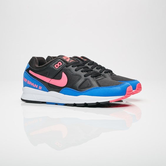 watch 8601c 81880 Nike Air Span Ii Black/Hyper Pink/Hyper Royal (AH8047-003). Stijlcode :  AH8047-003. SALE. external-large