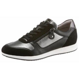 geox-sneakers-avery-zwart