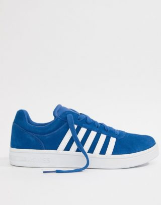 K-Swiss Court Cheswick SDE In Blue