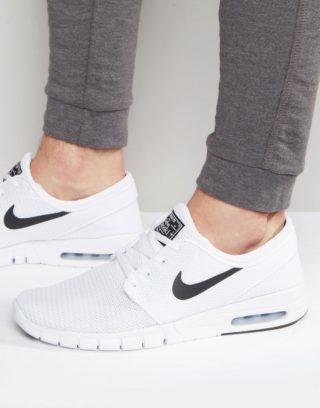 Nike SB Stefan Janoski Max In White 631303-100