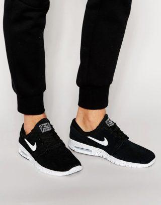 Nike SB Stefan Janoski Max In Black 685299-002