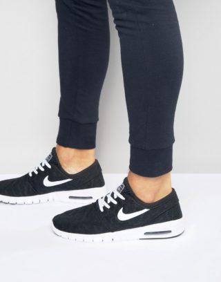 Nike SB Stefan Janoski Max In Black 631303-010