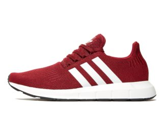 adidas Originals Swift Run Heren (Burgundy/White)