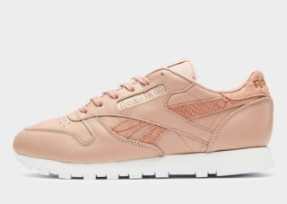 Reebok Classic Leather Dames (roze)