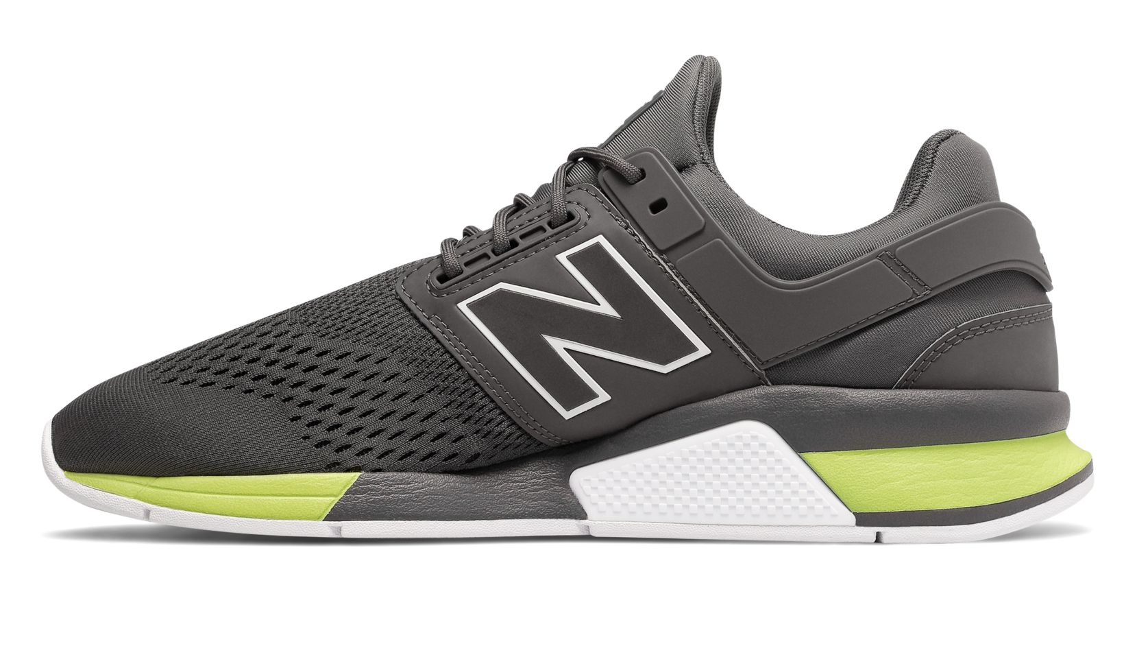 "New Balance MS247 TG ""Tritium Pack"" Dark Gray (656911-60-122)"