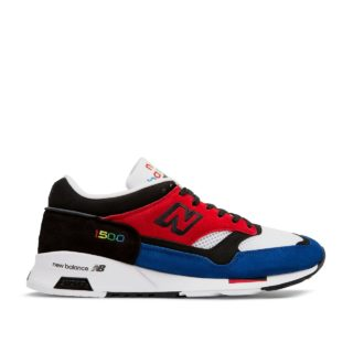 "New Balance M 1500 PRY ""Made in England"" (rood/zwart)"
