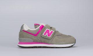 YV574 GP (Grey / Pink) (GREY/PINK)