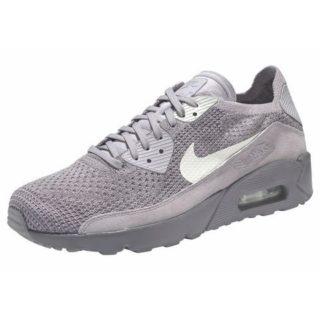 nike-sportswear-sneakers-air-max-90-ultra-20-flyknit-grijs