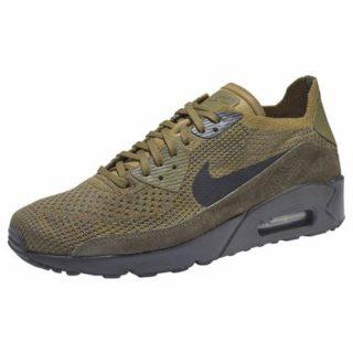 nike-sportswear-sneakers-air-max-90-ultra-20-flyknit-groen