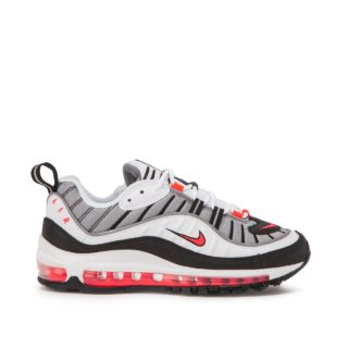 Nike WMNS Air Max 98 (wit/rood/zilver)