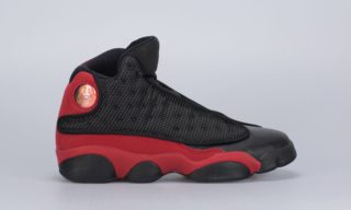 Air Jordan 13 Retro (BG) (Black) (BLACK/TRUE RED-WHITE)