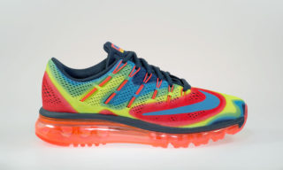 Air Max 2016 QS (GS) 'HEAT MAP'-Pack (OBSDN/PHT BL-BRGHT CRMSN-VLT)