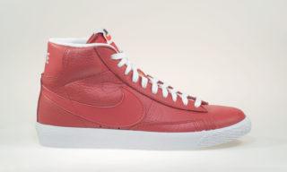Blazer Mid Prm (Red) (GAME RED/WHITE-BLACK-GUM LIGHT BROWN)