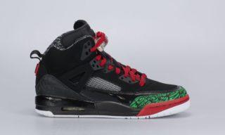 Jordan Spizike (BG) (Black) (BLACK/VARSITY RED)