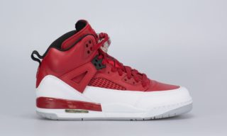 Jordan Spizike (BG) (Red) (GYM RED/BLACK-WHITE-WOLF GREY)