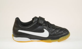 Jr Tiempo V4 IC (BLACK/WHITE-BLACK)