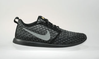 Wmns Roshe Two Flyknit 365 (WOLF GREY/WOLF GREY-BLACK-WHITE)