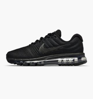 Nike – Air Max 2017 Zwart (103920)