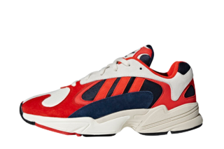 Adidas Yung-1 (Wit)