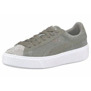 puma-sneakers-suede-platform-pebble-womens-groen