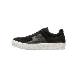 NU 15% KORTING: Selected Femme Suède Sneakers