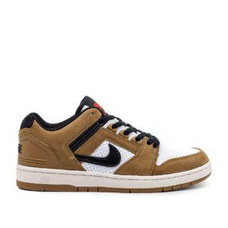 Nike SB - Air Force II Low (bruin/zwart)