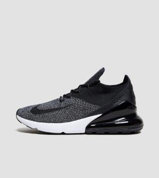 Nike Air Max 270 Flyknit (zwart)