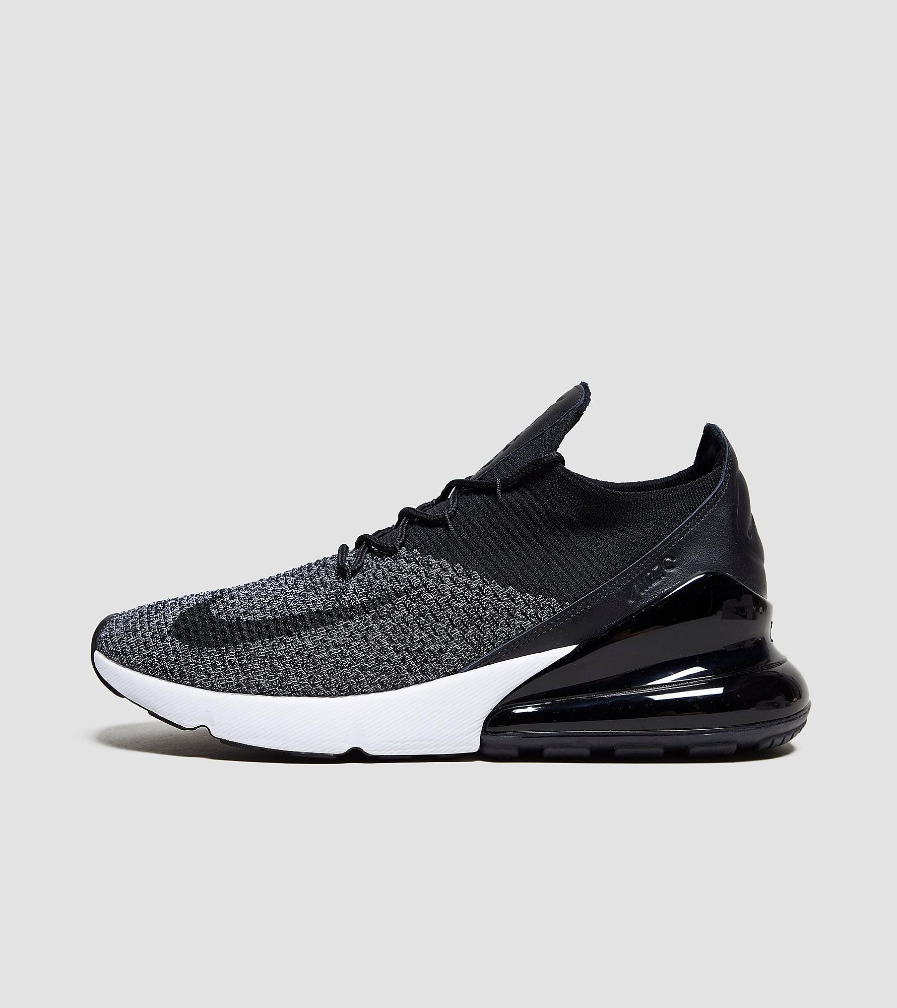 size 40 5f586 5fae9 Nike Air Max 270 Flyknit (zwart)