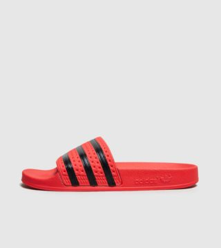adidas Originals Adilette Slides Women's (rood)