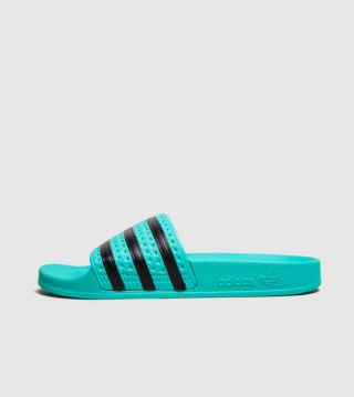 adidas Originals Adilette Slides Women's (groen)